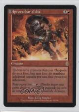 2001 Magic: The Gathering - Odyssey #220 Seize the Day Magic Card 4k2