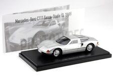 AutoCult 1:43 - Mercedes C111 Sacco Designstudie - Limited 333 Stück - Art.06008