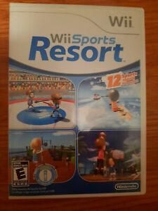 Wii Sports Resort - Nintendo Wii - Complete - USA Version