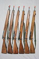 Drill Patrol Extra Large Parade Rifles Set of Six (6) BRAND NEW Guns 20008
