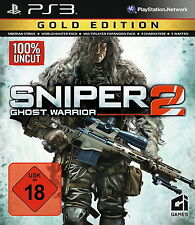 Sniper: Ghost Warrior 2 -- Gold Edition (Sony PlayStation 3, 2014, DVD-Box)