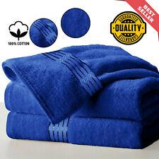 2 Piece Pack Luxury Egyptian Cotton Bath Sheet Towel Bathroom Sheets Set 450 GSM