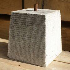 125/150mm Granite Tapered Staddle Stone/Pad/Settle Stone/Oak Framed Building