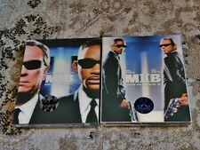 Kimchidvd Men In Black 1 & 2 Steelbooks Lenticular Exclusive #33 & 34 - New