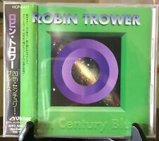 ROBIN TRIWER- 20th Century Blues, Japan CD w/OBI VICP-5477, OOP, Rare, Pristine