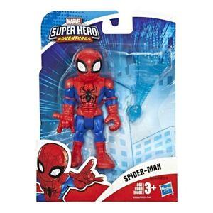 NEW Playskool Heroes MARVEL SUPER HERO ADVENTURES ~ SPIDER-MAN Spiderman