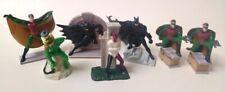Batman PVC Figuren-Set, 7 Figuren, Batman Forever, Applause 1995