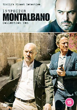 Inspector Montalbano Collection 10 (luca Zingaretti Cesare Bocci) Ten DVD