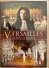 VERSAILLES LE REVE D UN ROI  FILM DE THIERRY BINISTI   DVD TRES BON ETAT
