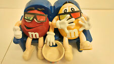 Vintage M M Mars Limited Edition AT THE MOVIES Candy and Peanut Dispenser