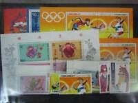 Hong Kong 1992 New Year of Monkey Whole Year Full stamp set
