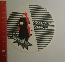 Aufkleber/Sticker: Belmo Design Sicherheit in Leder (141016113)