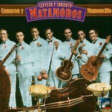 Conjunto y Septeto Matamoros  CAMARÓN Y MAMONCILLO