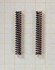 2 x Druckfeder, Länge 41mm - Außen Ø6,5mm - Draht Ø1,1mm - (301)