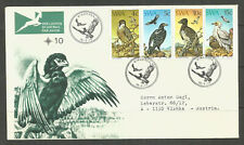 SOUTH WEST AFRICA. 1975. COVER. BIRDS OF PREY.