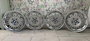"Genuine BMW E36 M3 17"" Style 22M ""Motorsport"" Alloy Wheels Set"