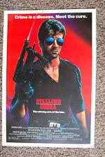 Cobra Lobby Card Movie Poster Sylvester Stallone