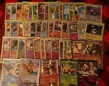 40+ Mix Lot Pokemon Cards || Reverse Holo, Holo, Rares, EX, Break