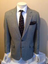 Aquascutem gents Jacket Pure wool, Houndstooth check. Reg., 40. Vintage 1980's