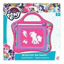 My Little Pony Small Magnetic Scribbler Doodle Girls Sketch Drawing Board Toy