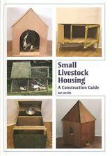 JACOBS JOE SELF SUFFICIENCY BOOK SMALL LIVESTOCK HOUSING hardback BARGAIN new