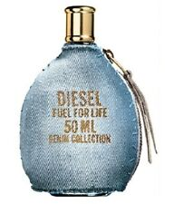 Diesel For Life Denim Collection Femme - 50ml Eau De Toilette Spray.