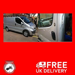 Vauxhall Vivaro 2001-2013 Front Door Deadlocks Kit