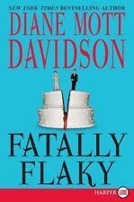 Fatally Flaky [Goldy Culinary Mysteries, No. 15]