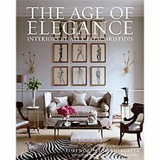 THE AGE OF ELEGANCE - NEW HARDCOVER BOOK