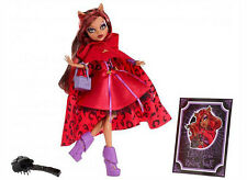 Monster High Scarily Ever After CLAWDEEN LITTLE RED DEAD RIDING WOLF Target Only