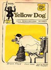 YELLOW DOG #5 Underground Robert Crumb, S. Clay Wilson, Kim Deitch, 1973 reprint