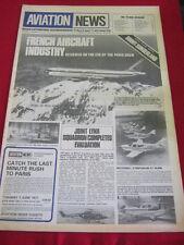 AVIATION NEWS - FRENCH AIRCRAFT INDUSTRY - 27 May 1977 v 5 # 26