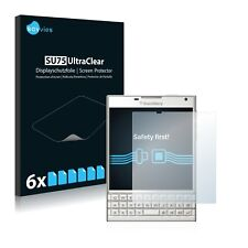 6x Savvies Screen Protector for BlackBerry Passport Ultra Clear