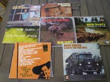 7 Slim Dusty Collectable Lp record albums. Dinki di aussies,encores   Free Post