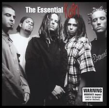 KORN (2 CD) ESSENTIAL D/Rem CD ~ 90's / 00's RAP METAL ~ FREAK ON A LEASH *NEW*