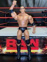 WWE ELITE 47 THE ROCK LEGENDS WWF SERIES WRESTLING MATTEL ACTION FIGURE