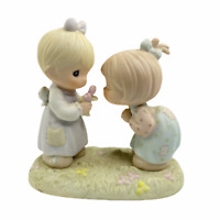 Precious Moments Good Friends Are Forever Figurine Decorative Collectible