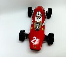 """FERRARI F1 156 """"Aero"""" año 1963, kit de resina para slot E 1/32"""