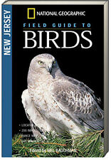 National Geographic Field Guide to Birds New Jersey by Mel Baughman (Paperback)