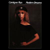 Carolyne Mas - Modern Dreams (CD) [2019 Renaissance Records] + bonus track