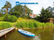Ferienhaus mieten Wassergrundstück Kurz Urlaub nahe Schweriner See Ostseeküste