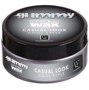 FONEX GUMMY CASUAL LOOK CREAM MATTE STYLING HAIR WAX 150ml