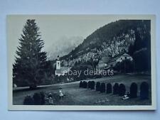 BAGNO CAMPO MAIA Villabassa Dolomiti Bolzano vecchia cartolina