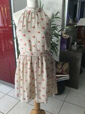 Robe I.CODE by IKKS taille 42 Neuve soie 145€