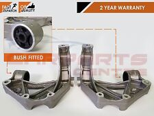 FOR SEAT IBIZA FRONT SUSPENSION WISHBONE CONTROL ARM ARMS REAR CONSOLE BUSHES