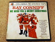 Ray Conniff We Wish You a Merry Christmas 4-track Reel To Reel Tape