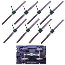 S867 - 8 Stück Schleifer Radschleifer Stromabnehmer für Waggonbeleuchtung Achsen