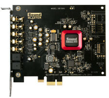 Creative 30SB150200000 Sound Blaster Z PCIe Gaming Sound Card