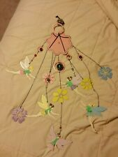 Metal Fairies Windchime