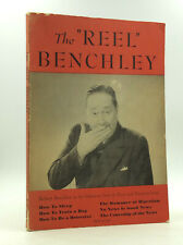 """THE """"REEL"""" BENCHLEY - 1950 - Robert Benchley, New Yorker humor - MGM, Hollywood"""
